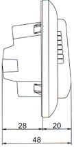 термостат регулятор контролер OJ Electronics OCD2 профиль